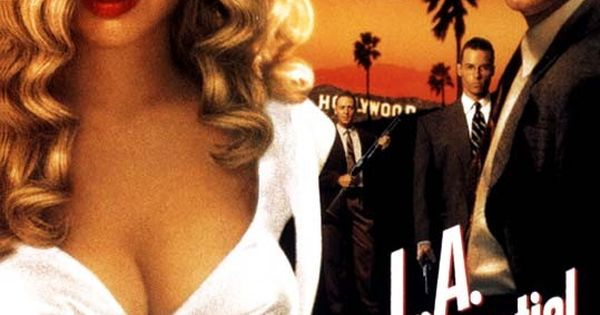 Curtis Hanson's L.A. Confidential (1997) | Some Films I ...