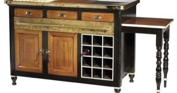 Island Ideas Love The Pull Out Table We Wouldn 39 T Need