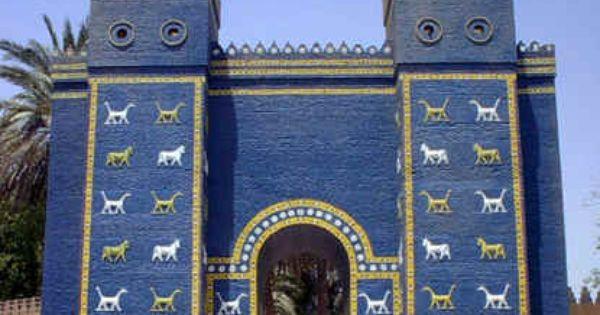 Mesopotamian Architecture Raboty