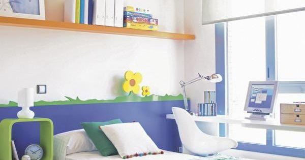 Claves para organizar una habitaci n compartida - Organizar habitacion infantil ...