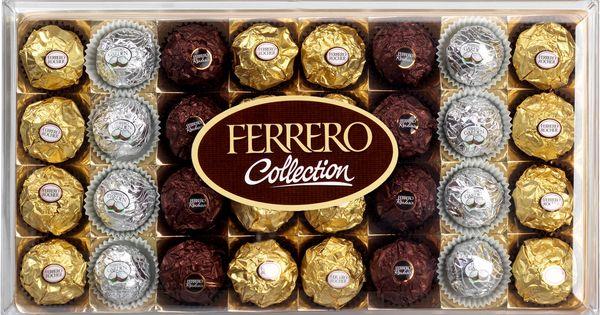 Collection Ferrero Rocher | Dulces del mundo | Pinterest | Ferrero ...