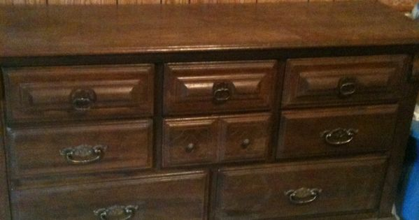 Garbage To Glam How To Paint A Dresser Without Sanding How Too Pinterest Dresser Craft