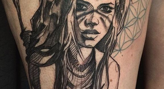 l 39 oiseau tattoo the french crew pinterest tattoo tatoo and tattos. Black Bedroom Furniture Sets. Home Design Ideas