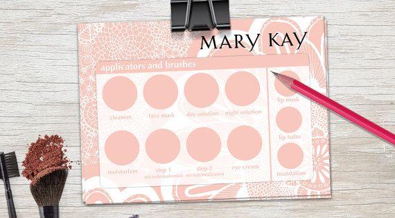 Mary kay, Trays and Beauty on Pinterest