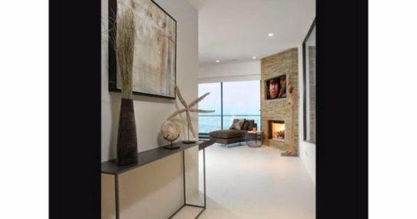 50 hall de entrada de casas modernas veja dicas de como - Decorar una entrada ...