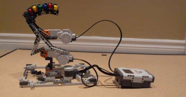 Lego Mindstorm Turret Shooter Lego Mindstorms Lego Lego Coding