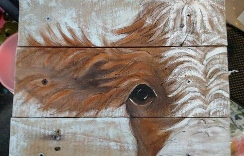 Cow Painting On Farmhouse Rustic Painting Ideas To Paint