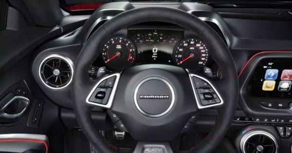 2018 Chevrolet Camaro Zl1 Interior Camaro Interior Camaro Zl1