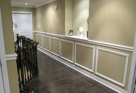 How To Balance Wall Amp Wainscot Paint Colors Picture