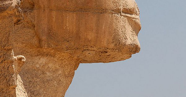 The Great Sphynx, Giza, Egypt wanderlust travel