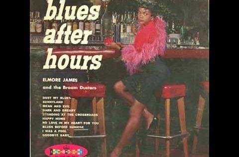 Elmore James And The Broom Dusters Dust My Blues Elmore James Blues Lp Vinyl