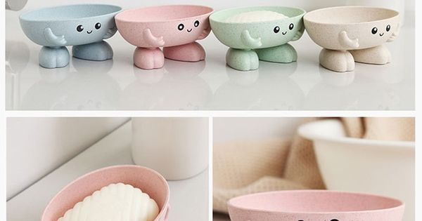Find More Portable Soap Dishes Information About Children S Toy Cartoon Shape Soap Box With Cover Draining Practical Easy Clea Ceramic Soap Dish Dish Soap Soap