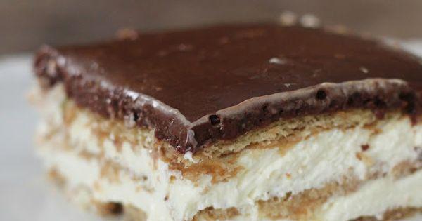 Chocolate Eclair Cake - my go to dessert ! Love this recipe