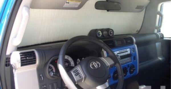 Custom Fj Sunshade Toyota Fj Cruiser Fj Cruiser Toyota Cruiser
