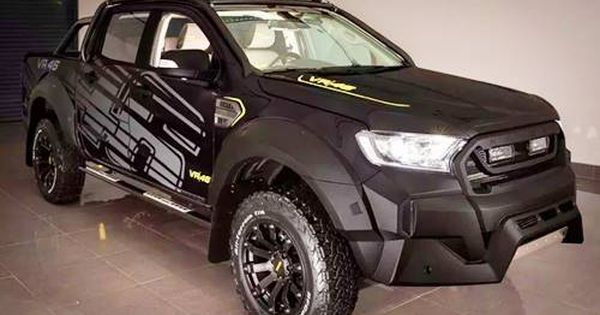 2017 Ford Ranger Vr46 Edition Review