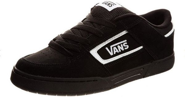 Vans CHURCHILL Baskets basses noir, Baskets Basses Homme