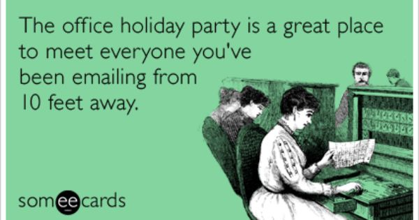 Do's and Don'ts for your office holiday party   Modern Day Manners ...