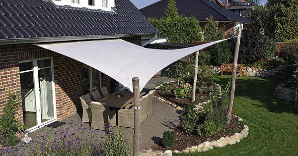 sonnensegel 3d 648 x 466 cm in beige f r 299 99. Black Bedroom Furniture Sets. Home Design Ideas