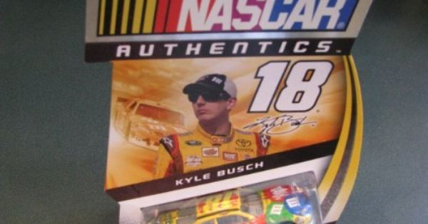 nascar authentics wikipedia