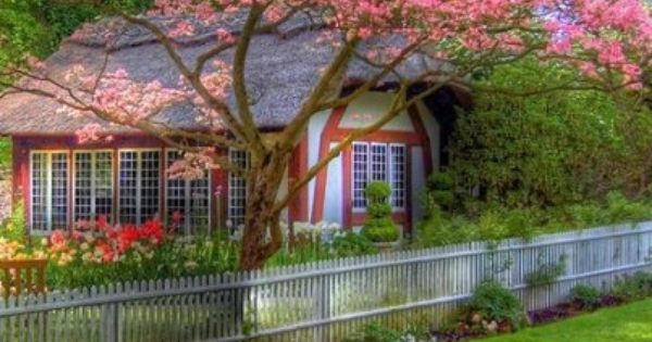 Trim Color Little Cottages And Cottages On Pinterest