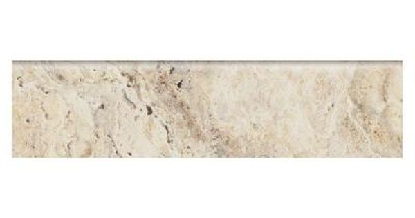 Marazzi Travisano Trevi 3 In X 12 In Porcelain Bullnose Trim Floor And Wall Tile Ulp4