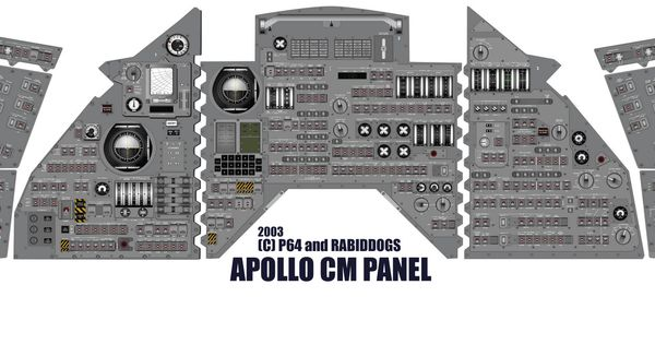 apollo capsule control panel - photo #29