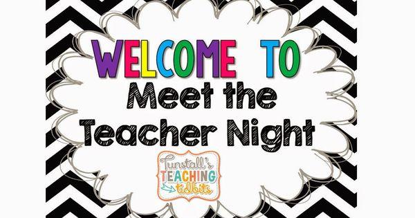 wsisd meet the teacher night