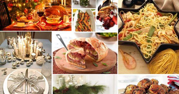 Cena de navidad ideas para la cena de navidad men - Ideas de cena de navidad ...