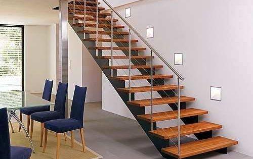 Escaleras de hierro 100 00 en mercado libre - Fotos de escaleras de madera ...