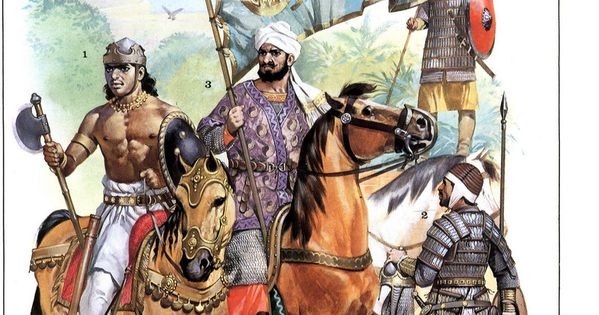 umayyad interest in sindh Qasim's conquest of sindh and southern-most parts of multan enabled further muslim conquests on the indian  umayyad governor al-hajjaj ibn yusuf al.