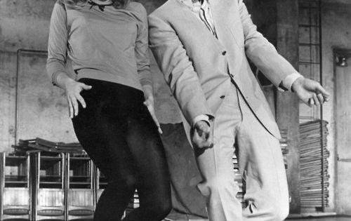 Elvis Presley and Ann-Margret ...probably my most favorite dance number ever.