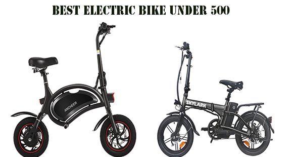 Best Electric Bike Under 500 In 2020 Best Electric Bikes Bike