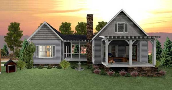 Dog trot house plan dog trot house cabin floor plans for Breezeway screen room