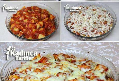 F r nda ka arl patl can yeme i tarifi yemek tarifleri for Arda turkish cuisine