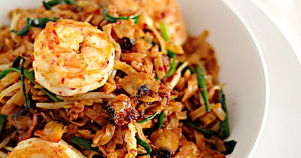 Penang Char Kuey Teow (炒粿條, Penang Fried Flat Noodles) // Recipe ...