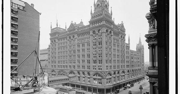 Station vintage street photographs philadelphia Broad
