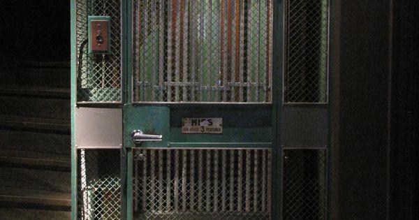 Old Fashioned Elevator At The Story Hotel Elevator Interior Vintage Hotels Lift Design