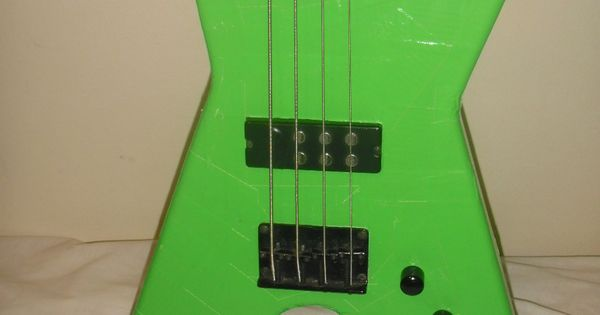 Duct tape electric guitar | Random Acts of Duct Tape ...