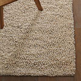 Glam Shag Rug Platinum West Elm Jute Wool Rug Modern Wool Rugs Wool Rug