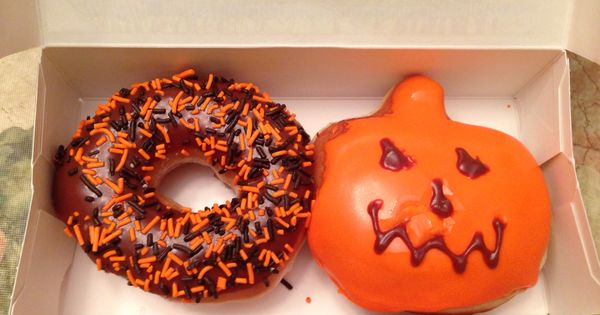 holidays halloween ideas donuts