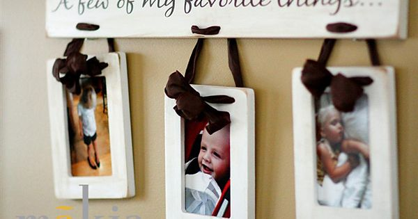 picture frame wall hanging
