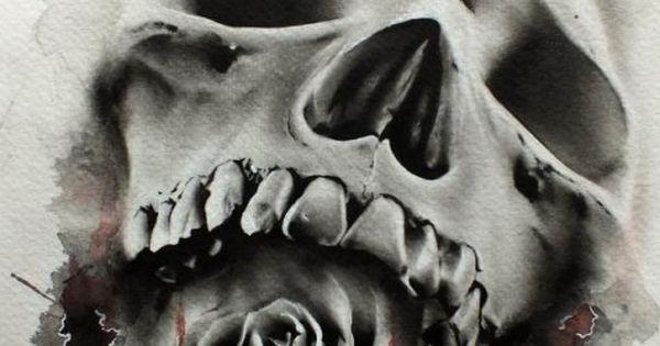 Skulls Tattoo Designs · Skullspiration.com - skull designs, art, fashion and moreSkullspiration.com