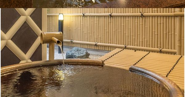 Onsen (Japanese hot spring) is a must-try if you visit Japan! Here
