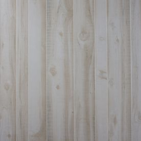 48 In X 8 Ft Embossed Coastal Cedar Mdf Wall Panel At