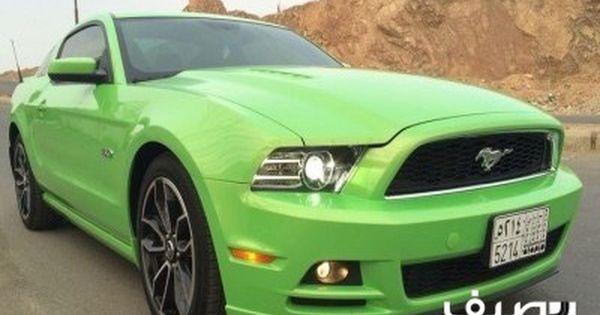 Gt 5 0 خيار كامل اللون الخارجي أخضر فاتح اللون الداخلي جلد أسود نوع الحركة أوتوماتيك المحرك 8 سلندر نوع من ميناء خليج الممشى فورد 2700 Car Bmw Bmw Car