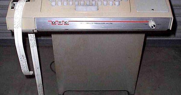 telex machine - bing images | memories | pinterest