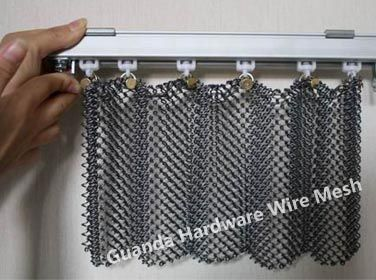Decorative Wire Mesh Accessories 1 Top Woven In Round Bar Hook