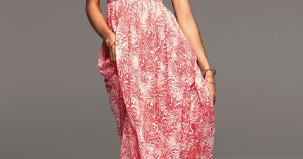 Maximum style, minimum effort: the Sexy Maxi Dress from Victoria's Secret. It's