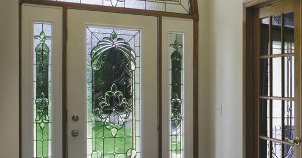 Odl expressions door glass insert entryways pinterest door glass inserts decorative - Odl glass door inserts ...