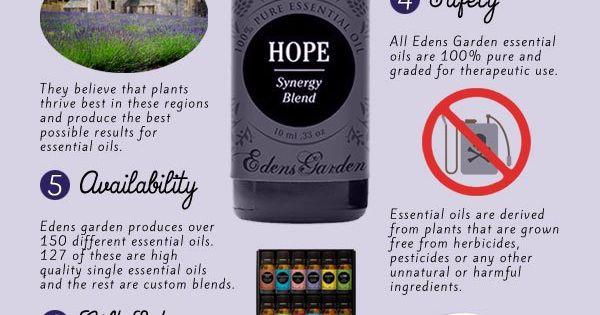 Edens garden essential oils reviews gardens a well and - Are edens garden essential oils ingestible ...
